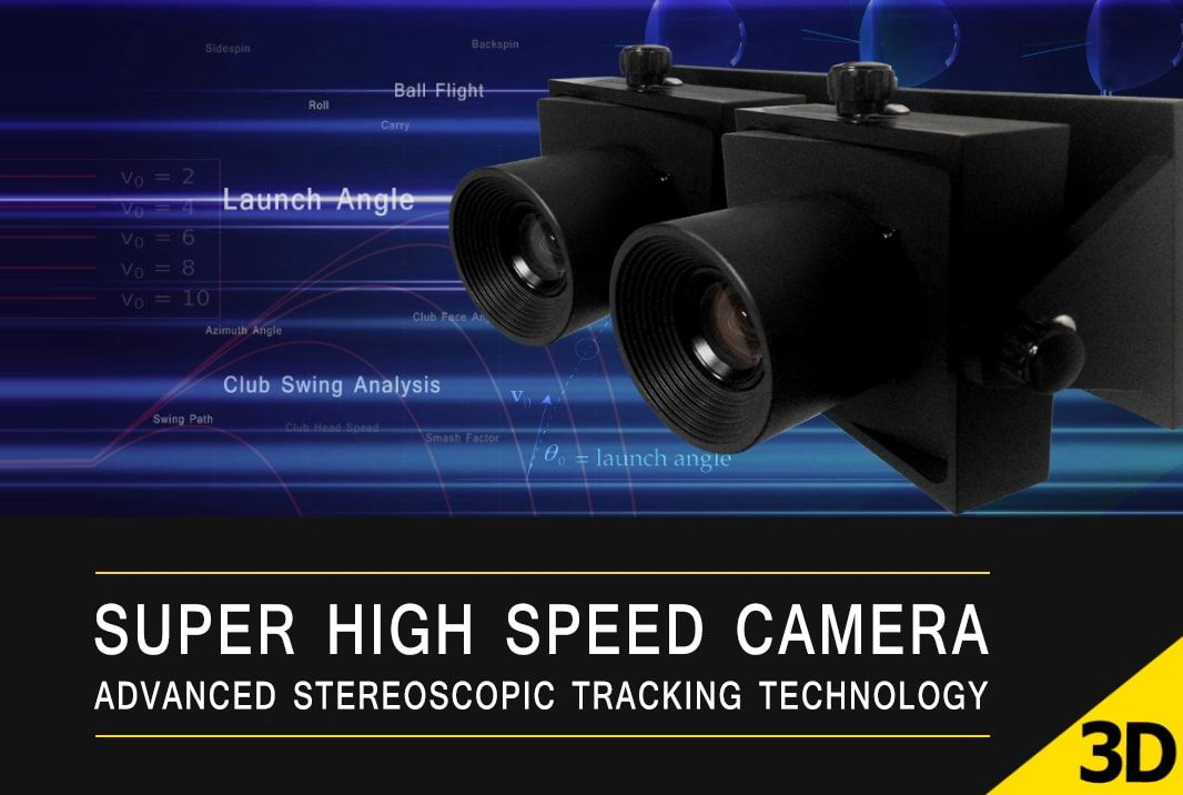 Golf best high speed camera cannot be displayed