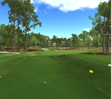 Cosmos 3D golf course engine image