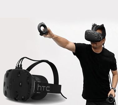 VR golf game image cannot be displayed
